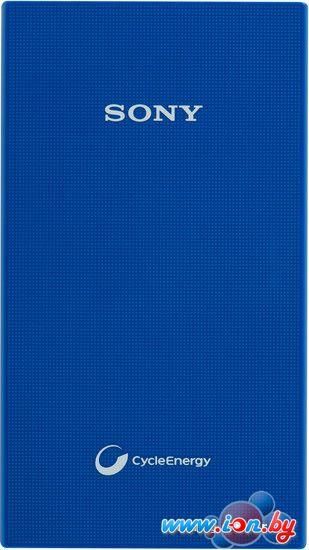 Портативное зарядное устройство Sony CP-V5 (синий) в Могилёве