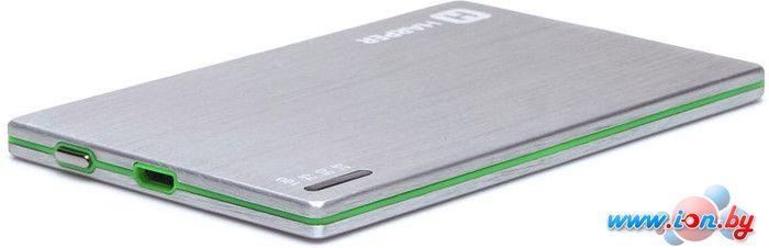 Портативное зарядное устройство Harper PB-2000 (серебристый) в Могилёве