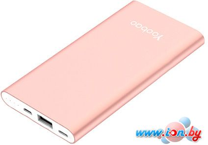 Портативное зарядное устройство Yoobao PL5 Rose Gold в Могилёве