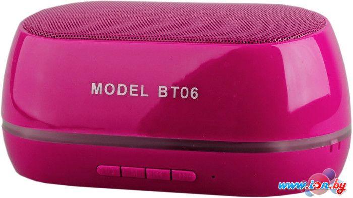 Портативная колонка ACTIV BT06 (розовый) [52779] в Могилёве