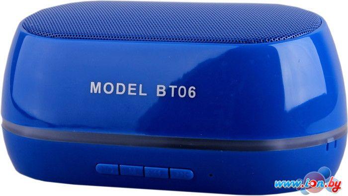 Портативная колонка ACTIV BT06 (синий) [52777] в Могилёве