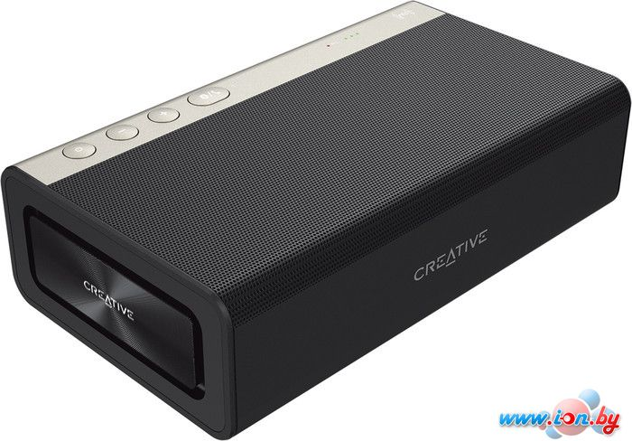 Портативная колонка Creative Sound Blaster Roar 2 Black в Могилёве