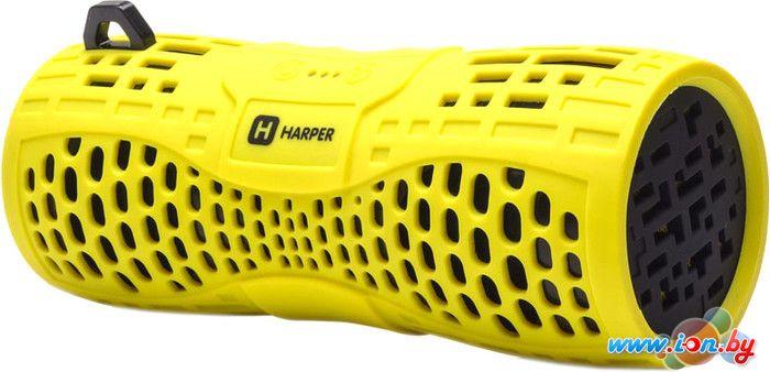 Портативная колонка Harper PS-045 (желтый) в Могилёве