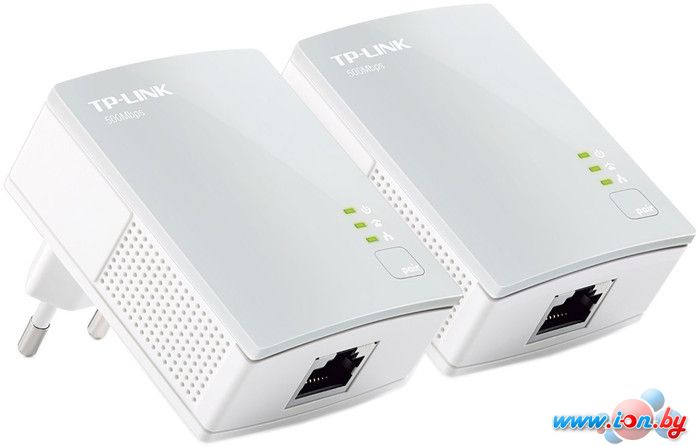 Комплект из двух powerline-адаптеров TP-Link TL-PA4010KIT в Могилёве