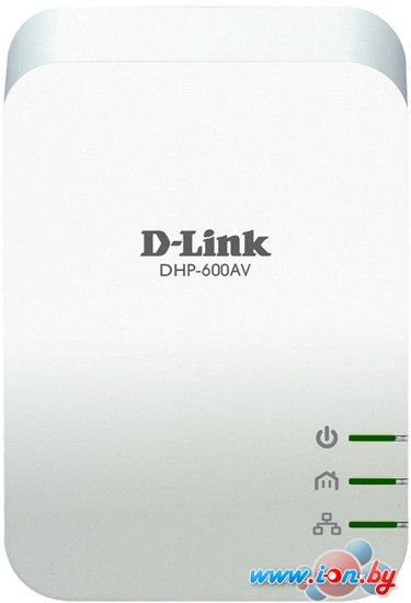 Комплект из двух powerline-адаптеров D-Link DHP-601AV в Могилёве