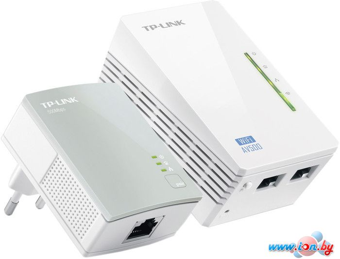Комплект из двух powerline-адаптеров TP-Link TL-WPA4220KIT в Могилёве