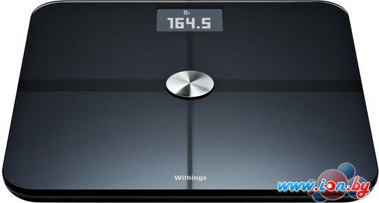 Напольные весы Withings Smart Body Analyzer WS-50 черный в Могилёве
