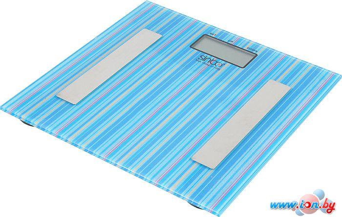 Напольные весы Sinbo SBS-4432 синие в Могилёве