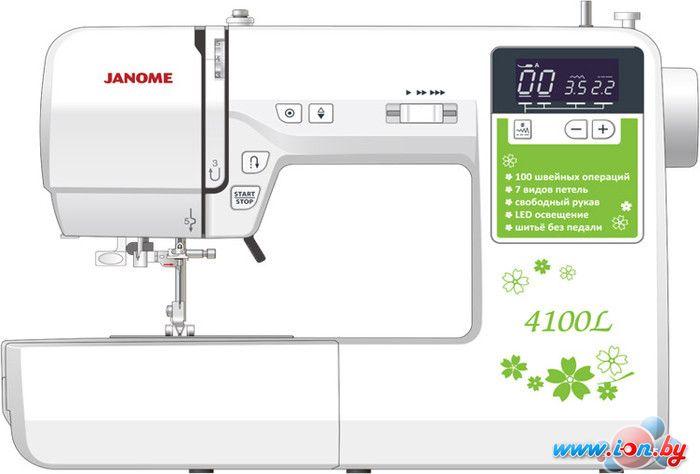 Швейная машина Janome 4100L в Могилёве
