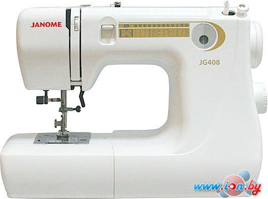 Швейная машина Janome JG 408 в Могилёве