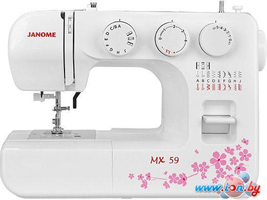 Швейная машина Janome MX 59 в Могилёве