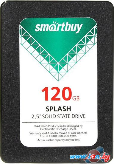 SSD Smart Buy Splash 120GB [SB120GB-SPLH-25SAT3] в Могилёве