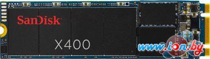 SSD SanDisk X400 M.2 128GB [SD8SN8U-128G-1122] в Могилёве