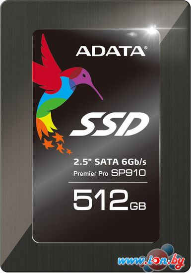 SSD A-Data Premier Pro SP910 512GB (ASP910SS3-512GM-C) в Могилёве