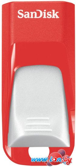 USB Flash SanDisk Cruzer Edge 16GB (красный/белый) [SDCZ51-016G-E35RG] в Могилёве