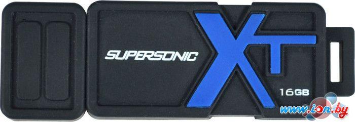 USB Flash Patriot Supersonic Boost XT 16GB (PEF16GSBUSB) в Могилёве
