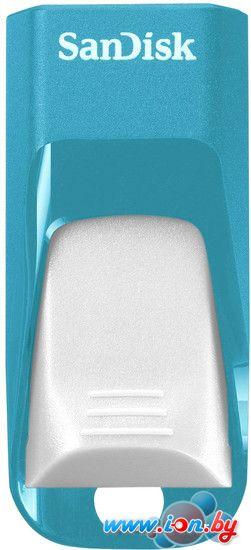 USB Flash SanDisk Cruzer Edge 16GB (голубой/белый) [SDCZ51-016G-E35BG] в Могилёве
