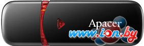 USB Flash Apacer AH333 Black 4GB (AP4GAH333B-1) в Могилёве
