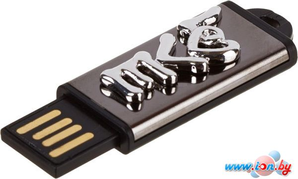 USB Flash Iconik Любовь Silver 32GB [MTF-LOVES-32GB] в Могилёве