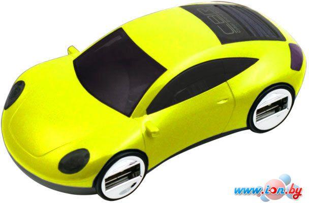USB-хаб CBR MF 400 Mizuri Yellow в Могилёве