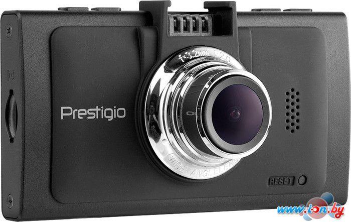 Автомобильный видеорегистратор Prestigio Roadrunner 570GPS [PCDVRR570GPSB] в Могилёве