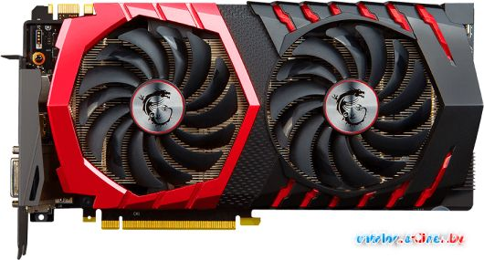 Видеокарта MSI GeForce GTX 1080 Gaming X 8GB GDDR5X [GTX 1080 GAMING X 8G] в Могилёве