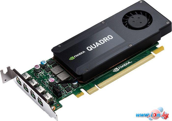 Видеокарта PNY Quadro K1200 4GB GDDR5 [VCQK1200DVIBLK-1] в Могилёве