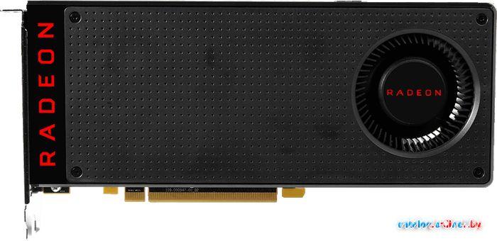 Видеокарта Gigabyte Radeon RX480 8GB GDDR5 [GV-RX480D5-8GD-B] в Могилёве