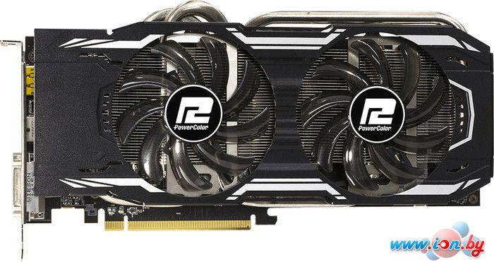 Видеокарта PowerColor Radeon R9 380X 4GB GDDR5 [AXR9 380X 4GBD5-PPDHE] в Могилёве