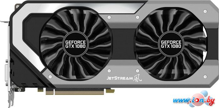 Видеокарта Palit GeForce GTX 1080 Super JetStream 8GB GDDR5X [NEB1080S15P2-1040J] в Могилёве