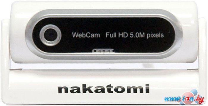 Web камера Nakatomi WC-V5000 White-Silver в Могилёве