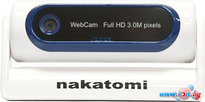 Web камера Nakatomi WC-V3000 White-Blue в Могилёве