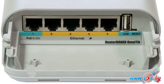 Точка доступа Mikrotik RouterBOARD [OmniTikUPA-5HnD] в Могилёве