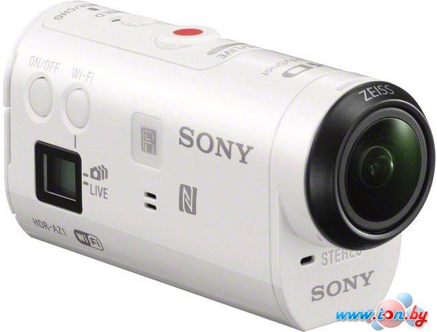 Экшен-камера Sony HDR-AZ1VW (корпус + носимый комплект крепления) в Могилёве