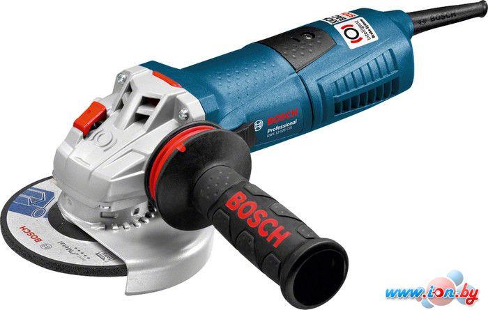 Угловая шлифмашина Bosch GWS 12-125 CIX Professional [0601793102] в Могилёве