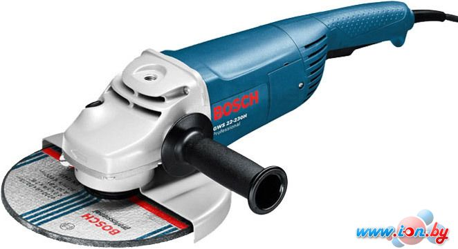 Угловая шлифмашина Bosch GWS 22-230 H Professional [0601882103] в Могилёве