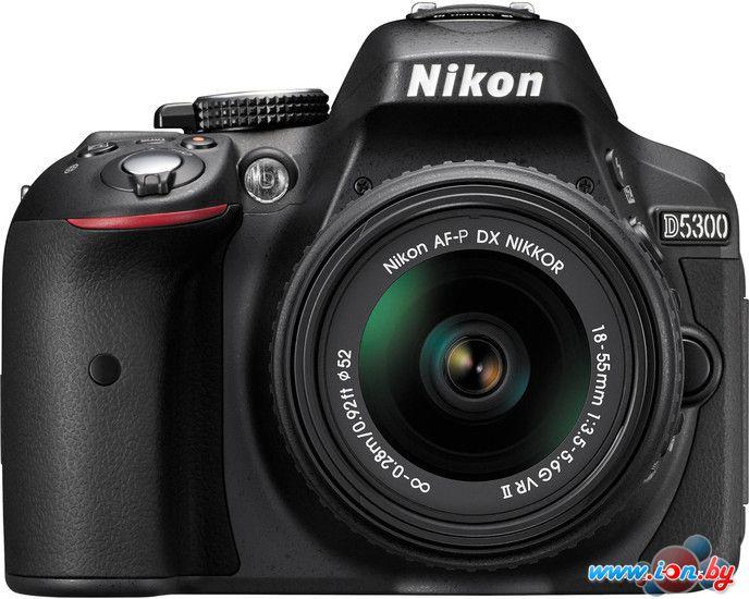 Фотоаппарат Nikon D5300 Kit 18-55mm VR AF-P в Могилёве
