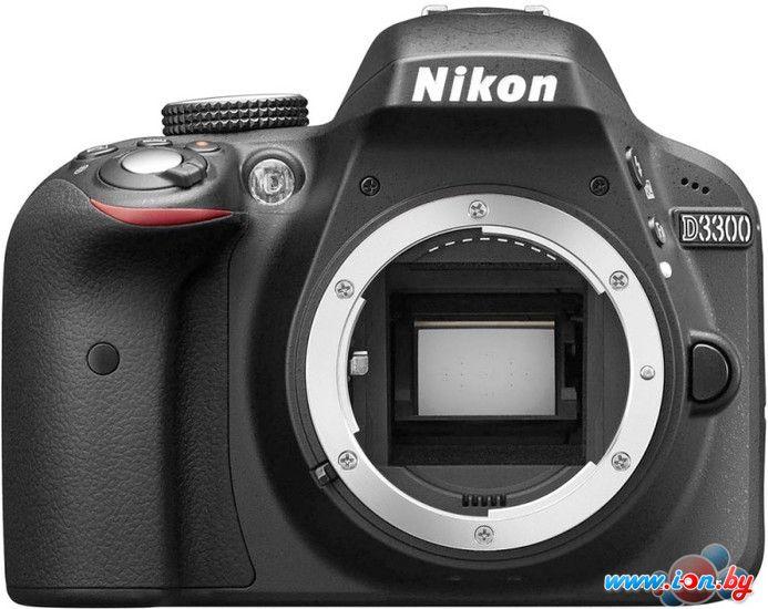 Фотоаппарат Nikon D3300 Kit 18-55mm VR AF-P в Могилёве