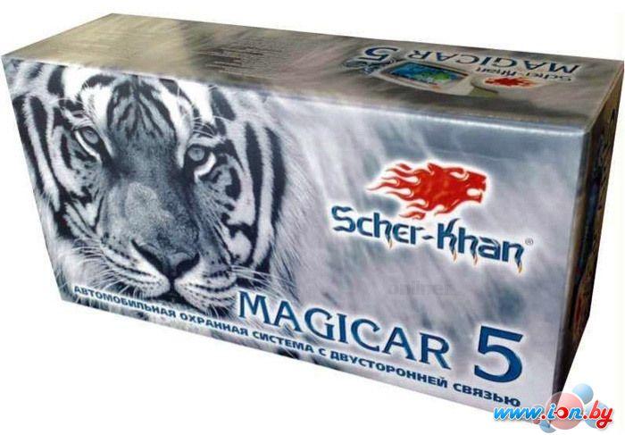 Автосигнализация Scher Khan Magicar 5 в Могилёве
