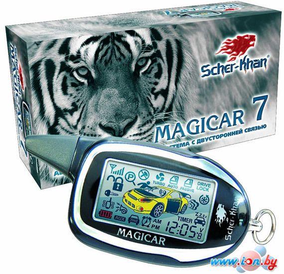 Автосигнализация Scher Khan Magicar 7 в Могилёве