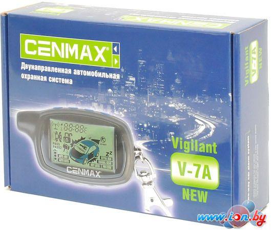 Автосигнализация Cenmax Vigilant V-7A NEW в Могилёве