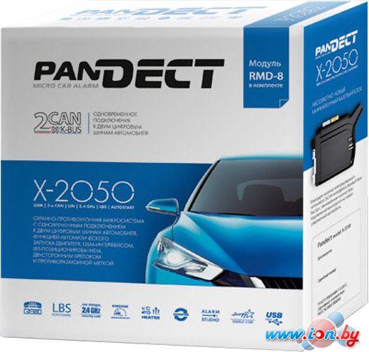 Автосигнализация Pandora Pandect X-2050 в Могилёве