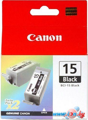 Картридж для принтера Canon BCI-15 Black в Могилёве