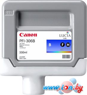 Картридж для принтера Canon PFI-306B в Могилёве