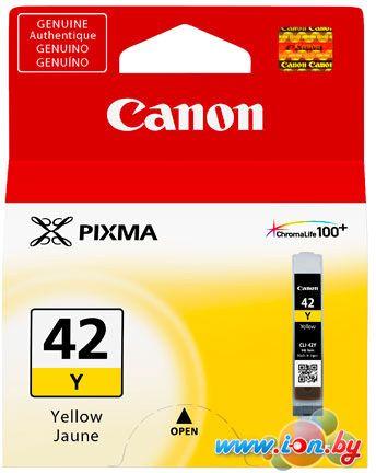 Картридж для принтера Canon CLI-42Y в Могилёве