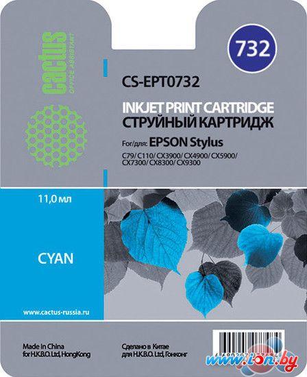 Картридж для принтера CACTUS CS-EPT0732 в Могилёве