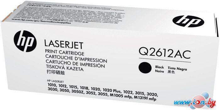 Картридж для принтера HP 12A (Q2612AC) в Могилёве