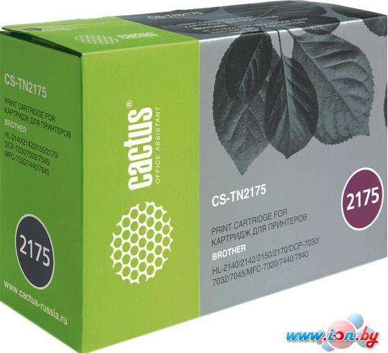 Картридж для принтера CACTUS CS-TN2175 в Могилёве