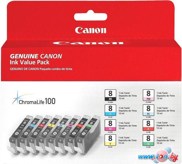 Картридж для принтера Canon CLI-8 Multipack [0620B015] в Могилёве