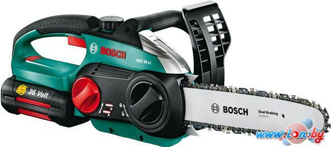 Электрическая пила Bosch AKE 30 LI [0600837100] в Могилёве